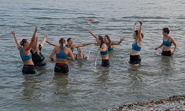 Kupanje u Dunavu